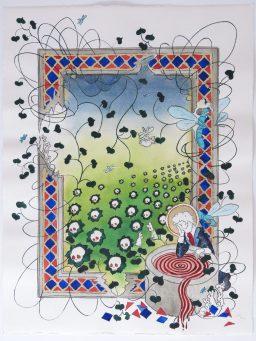 Bureau d'Art et de Recherche Roubaix • Clara Juliane Glauert The Fields of Death