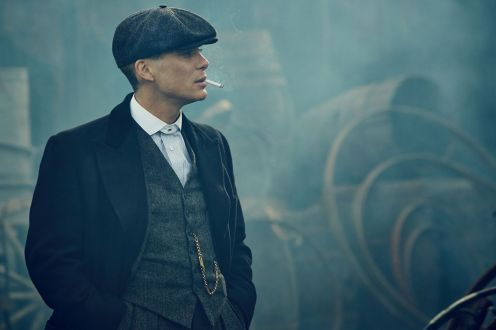 Cillian Murphy como Tommy Shelby - Fuente: i1.birminghammail.co.uk