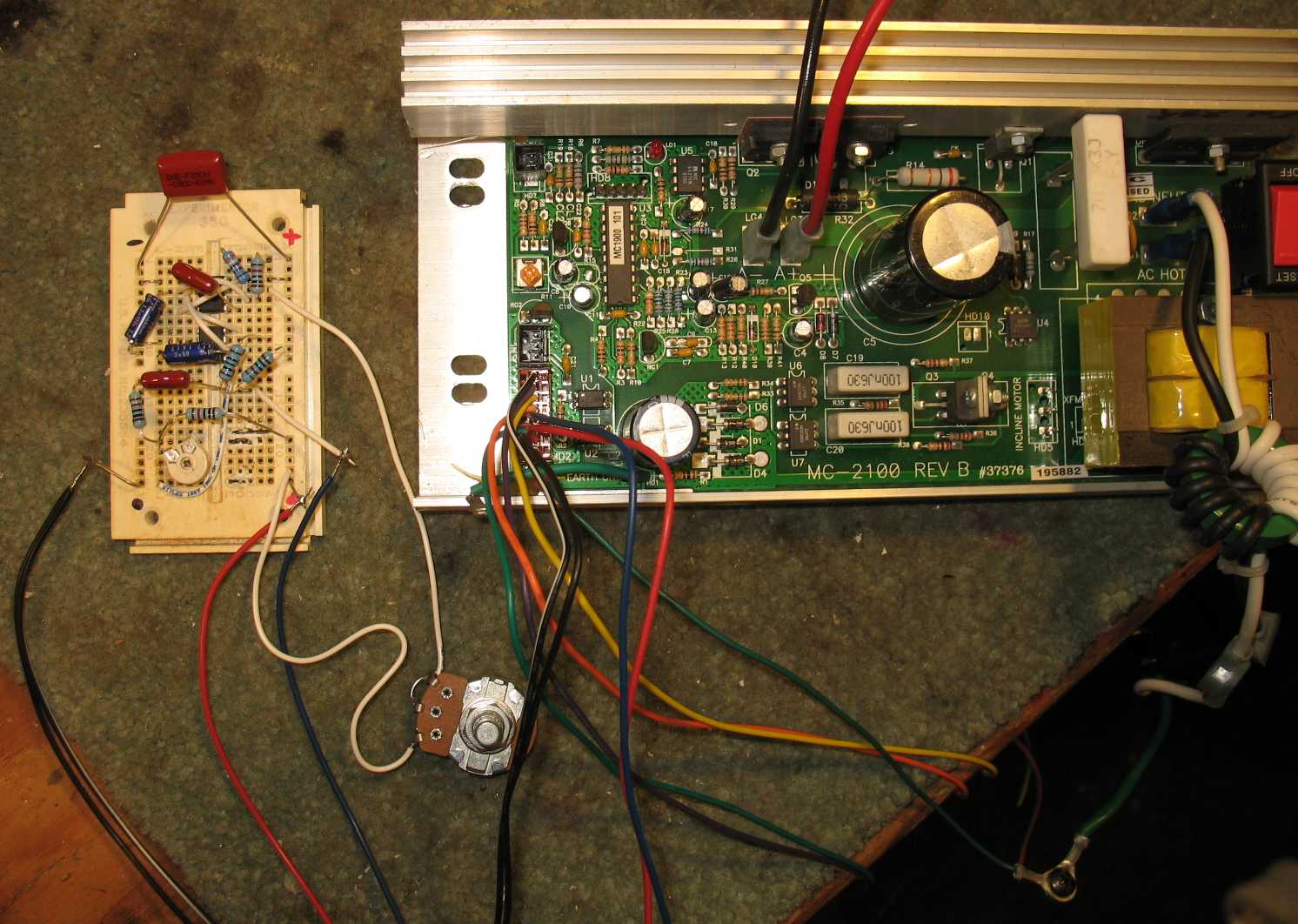 WRG-6981] Mc 60 Controller Wiring Diagram