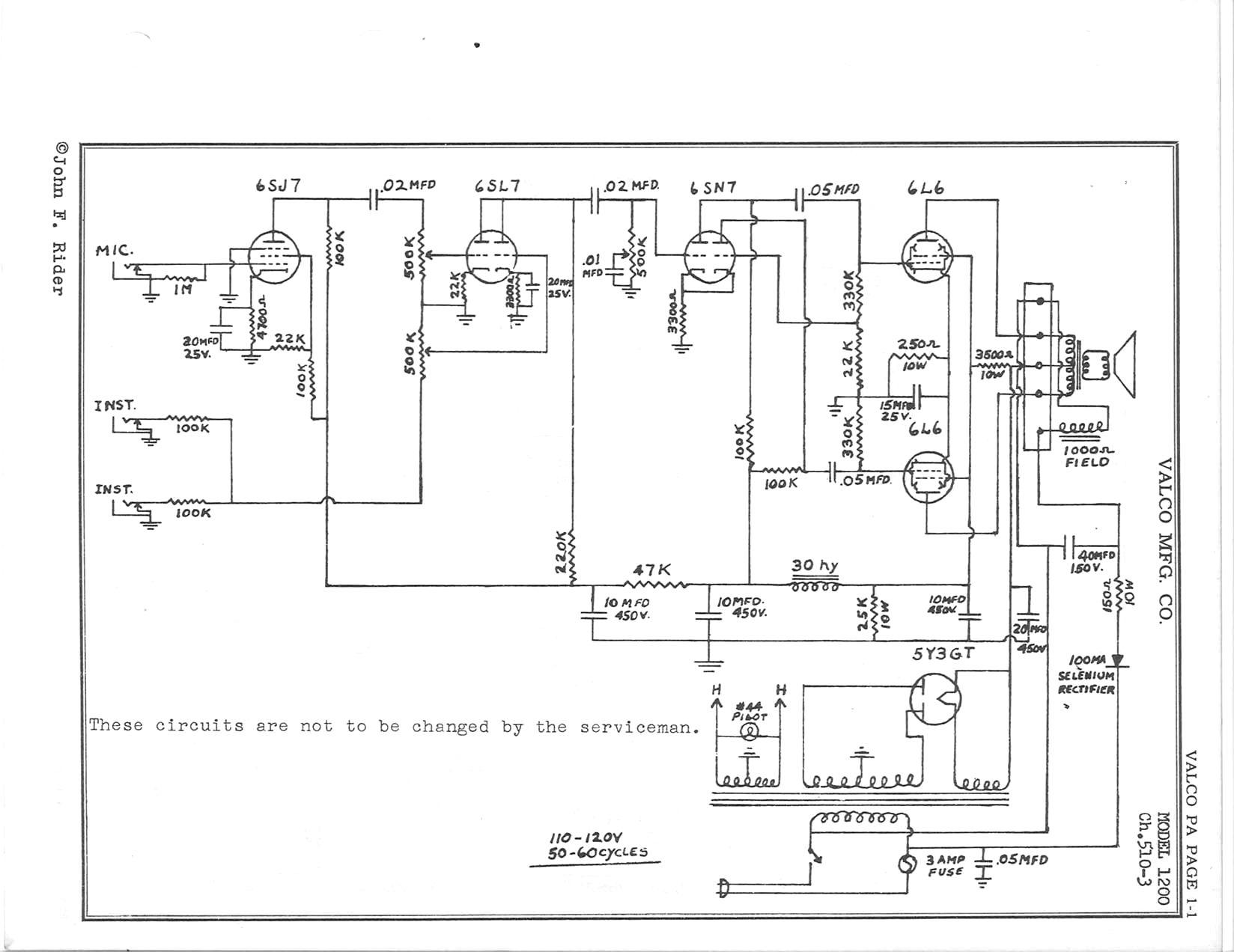 Jackson Guitar Wiring Schematic