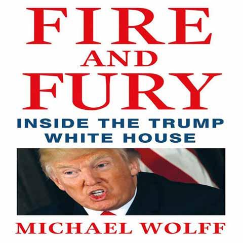 النار والغضب الاكثر مبيعا أخبار