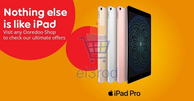 عروض اوريدو قطر على أجهزة iPad عروض أوريدو قطر ooredoo عروض قطر
