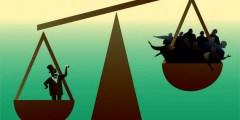 تأثير التفاوت الاجتماعي على منظومة القيم الاجتماعيـة