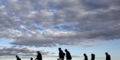 إجراءات المجتمع الدولي لمعالجة قضية اللاجئين الفلسطينيين