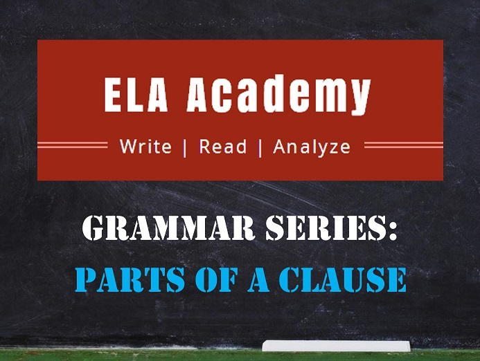 Grammar Series: Clauses