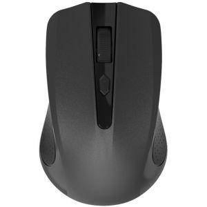 POWERTECH Ασύρματο ποντίκι, Οπτικό, 1600DPI, μαύρο   Συνοδευτικά PC   elabstore.gr
