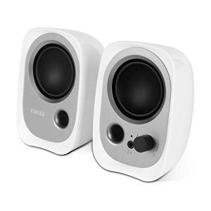 Speaker Edifier R12U White   SPEAKERS 2.0   elabstore.gr