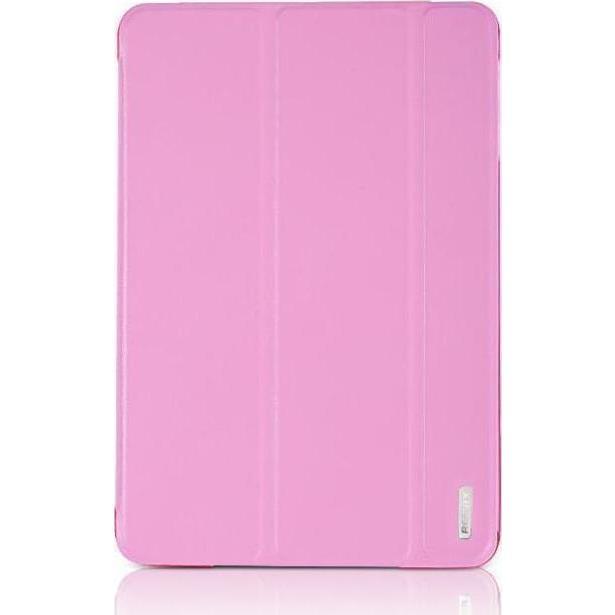 Tablet Case Remax for iPad Pro 12.2''  Pink JANE   TABLET COMPONENTS   elabstore.gr