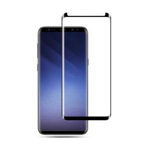 POWERTECH Tempered Glass 3D TGC-0076 Samsung S8 Plus, Full glue, μαύρο | Αξεσουάρ κινητών | elabstore.gr