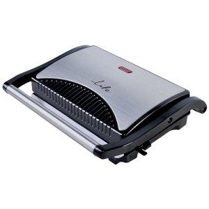 LIFE Joolz Inox Sandwich toaster with grill plates,700W   ΜΙΚΡΟΣΥΣΚΕΥΕΣ / ΕΠΟΧΙΑΚΑ / ΛΕΥΚΕΣ ΣΥΣΚΕΥΕΣ   elabstore.gr