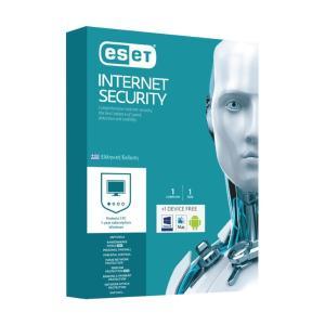 ESET Internet Security, 1 άδεια χρήσης + δωρεάν για 1 συσκευή, 1 έτος   Software   elabstore.gr