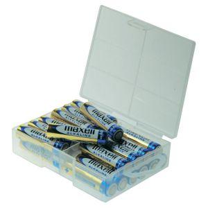 MAXELL Αλκαλικές μπατ.AAA (LR03)-24TEM - PLASTIC | Μπαταρίες - Φακοί | elabstore.gr