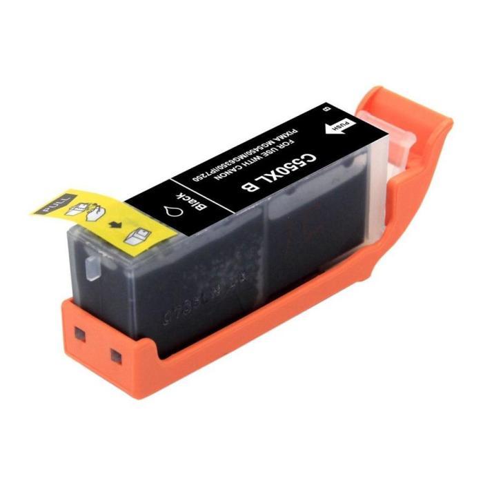Συμβατό InkJet για Canon CLI-550, 25ml,  Black | Inkjet Μελάνια | elabstore.gr