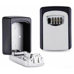 Κλειδοθήκη τοίχου B106 με συνδυασμό, επαναπρογραμματιζόμενη, 4 ψηφίων | Αναλώσιμα - Είδη Γραφείου | elabstore.gr