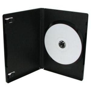 Θήκη CD/DVD, 14mm, μαύρη, 50τμχ   Αναλώσιμα - Είδη Γραφείου   elabstore.gr