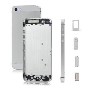 Κάλυμμα μπαταρίας για iPhone 5G, High Quality, White   Service   elabstore.gr