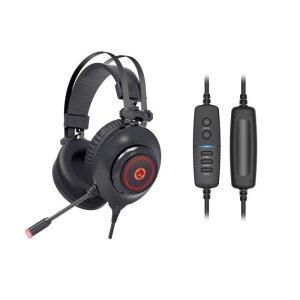 Headphone Zeroground USB 7.1  HD-2700G OKIMO | HEADPHONES | elabstore.gr