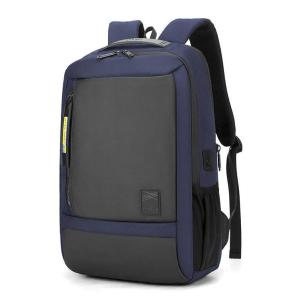 ARCTIC HUNTER τσάντα πλάτης B00357-BL με θήκη laptop, αδιάβροχη, μπλε | Οικιακές & Προσωπικές Συσκευές | elabstore.gr