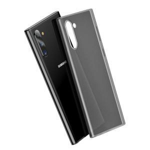 BASEUS θήκη Wing για Samsung Note 10 WISANOTE10-01, μαύρη   Αξεσουάρ κινητών   elabstore.gr