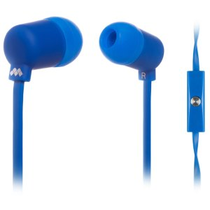 MELICONI MYSOUND SPEAK FLUO BLUE IN-EAR STEREO HEADSET (WITH MICROPHONE)   SMARTPHONES / TABLETS / GPS   elabstore.gr