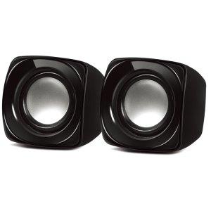 NOD Base.2.Zero SPK-002 Speaker 2.0 6W,black   ΠΕΡΙΦΕΡΕΙΑΚΑ Η/Υ & LAPTOP   elabstore.gr