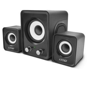 NOD Base.2.One SPK-010 Speaker 2.1 2x3W,black | ΠΕΡΙΦΕΡΕΙΑΚΑ Η/Υ & LAPTOP | elabstore.gr