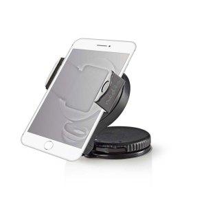 NEDIS SCMT400BK Smartphone Car Mount Suction Cup 360° Rotatable 90° Tiltable   SMARTPHONES & TABLETS ACCESSORIES   elabstore.gr