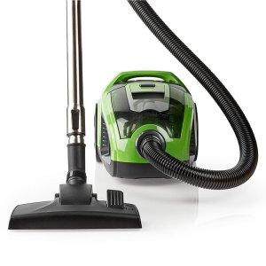 NEDIS VCBS300GN Vacuum Cleaner Bagless 500 W 3.0 L Dust Capacity Green | ΜΙΚΡΟΣΥΣΚΕΥΕΣ / ΕΠΟΧΙΑΚΑ / ΛΕΥΚΕΣ ΣΥΣΚΕΥΕΣ | elabstore.gr