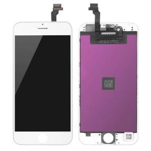 TW INCELL LCD ILCD-002 για iPhone 6, camera-sensor ring, earmesh, λευκή   Service   elabstore.gr