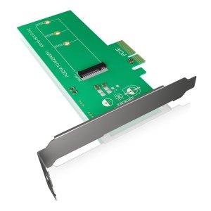 ICY BOX IB-PCI208 PCI-Card, M.2 PCIe SSD to PCIe 3.0 x4 Host   60092 | ΥΠΟΛΟΓΙΣΤΕΣ / ΑΝΑΒΑΘΜΙΣΗ | elabstore.gr