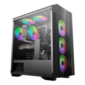 DEEPCOOL MATREXX 55 V3 ADD-RGB 3F COMPUTER CASE BLACK | ΥΠΟΛΟΓΙΣΤΕΣ / ΑΝΑΒΑΘΜΙΣΗ | elabstore.gr