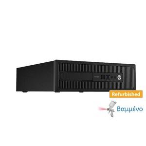 HP 400G1 SFF i5-4590/4GB DDR3/320GB/DVD/8P Grade A Refurbished PC | ELABSTORE.GR