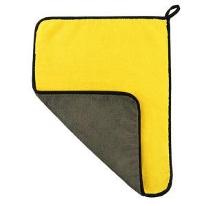 POWERTECH απορροφητική πετσέτα μικροϊνών CLN-0012, 30 x 60cm, κίτρινη   Gadgets   elabstore.gr