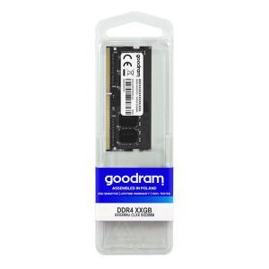 GOODRAM Μνήμη DDR4 SODIMM, 4GB, 2666MHz, PC4-21300, CL19 | PC & Αναβάθμιση | elabstore.gr