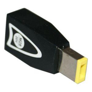 POWERTECH Βύσμα για φορτιστή LAPTOP - M28 - Lenovo -  Square | Αξεσουάρ για Laptop | elabstore.gr