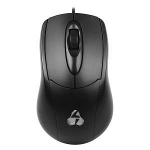 POWERTECH ενσύρματο ποντίκι PT-806, 1600DPI, USB, μαύρο   Συνοδευτικά PC   elabstore.gr