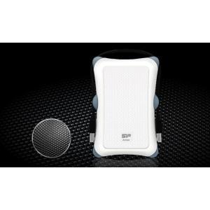 SILICON POWER εξωτερικός HDD 1TB Armor A30, USB 3.1, λευκό   PC & Αναβάθμιση   elabstore.gr