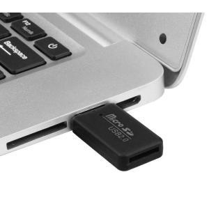 POWERTECH mini card reader PT-893, SD card mini, μαύρος   Συνοδευτικά PC   elabstore.gr
