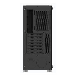ZALMAN PC case S4 Plus, mid tower, 400x206x458mm, 3x fan, διάφανο πλαϊνό | PC & Αναβάθμιση | elabstore.gr