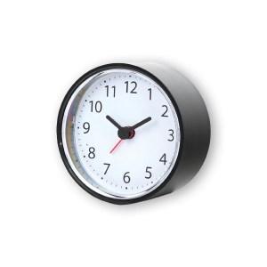 Platinet Ρολόι ξυπνητήρι μαύρο | Οικιακά είδη | elabstore.gr