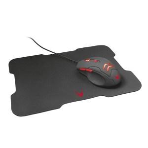 Varr Gaming set mouse1000-3200dpi & mousepad 295x210mm VSETMPX4 | Gaming | elabstore.gr
