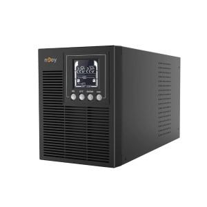 UPS ONLINE 1KVA/800W LCD with 2 x GP07122L | Προστασία Ρεύματος UPS | elabstore.gr