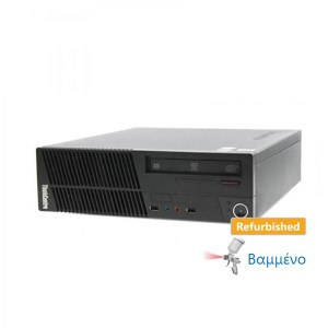 Lenovo M81 SFF i5-2400/4GB DDR3/250GB/DVD/7P Grade A Refurbished PC   Refurbished   elabstore.gr
