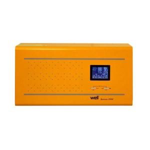 UPS για κυκλοφορητές 300VA/300W Συντ.Ισχύος:1 Well UPS-HEATST-SPRINTEN300W-WL | Προστασία Ρεύματος UPS | elabstore.gr