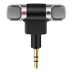 POWERTECH mini μικρόφωνο CAB-J041, stereo, 3.5mm   Συνοδευτικά PC   elabstore.gr