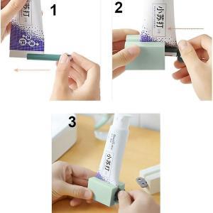 Βάση με κλειδί εξαγωγής οδοντόκρεμας CLN-0009, πράσινη | Οικιακές & Προσωπικές Συσκευές | elabstore.gr