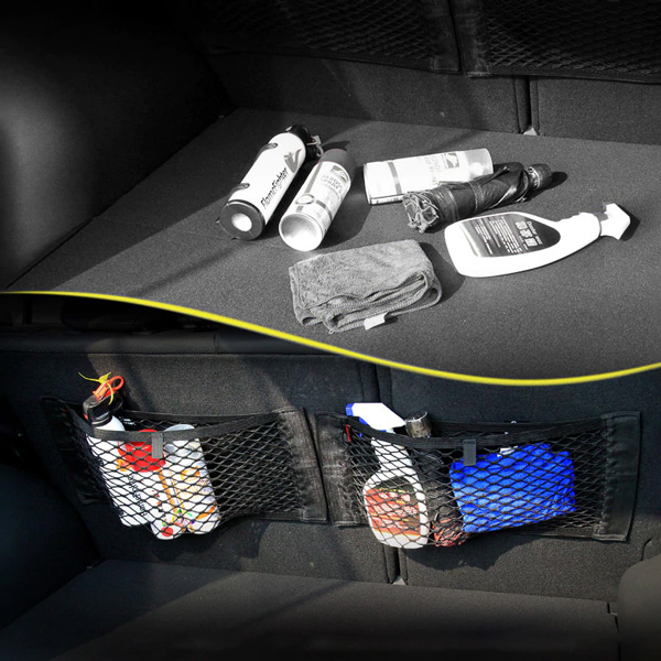 POWERTECH θήκη καθίσματος αυτοκινήτου CAR-0002, δίχτυ, 25x60cm   Gadgets   elabstore.gr