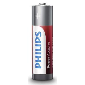 PHILIPS Power αλκαλικές μπαταρίες LR6P16F/10, AA LR6 1.5V, 16τμχ | Μπαταρίες | elabstore.gr