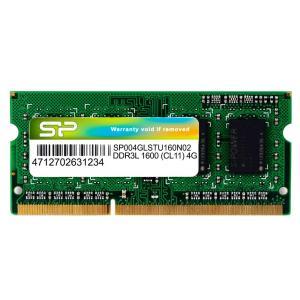 SILICON POWER Μνήμη DDR3L SODimm , 4GB, 1600MHz, PC3L-12800, CL11, 1.35v | PC & Αναβάθμιση | elabstore.gr
