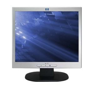 "Used Monitor 1702 TFT/HP/17""/1280 x 1024/Silver/Black/Grade B/D-SUB | Refurbished | elabstore.gr"